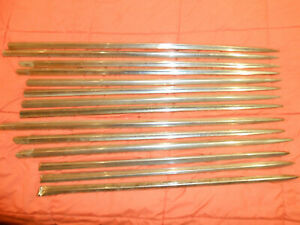 1957 Buick Side Trim Spears