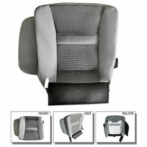 For Dodge Ram 2500 3500 2006 2010 Front Left Driver Side Seat Bottom Cover Cloth