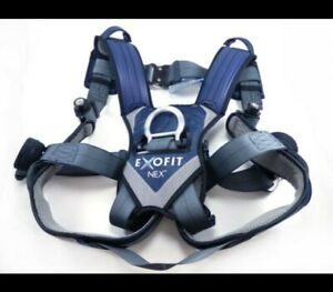 Used Dbi Sala Exofit Nex Vest style Safety Fall Protection Read Add Harness
