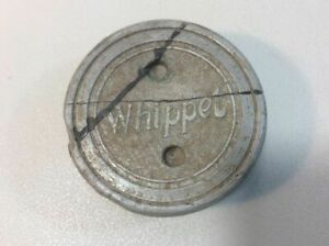Vintage Whippet Screw On Type Hubcap Hub Cap Dust Cover Axle Cap A2