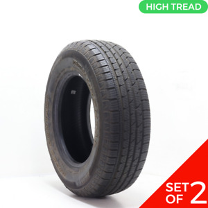 Set Of 2 Driven Once 235 70r16 Continental Crosscontact Lx 106t 11 32