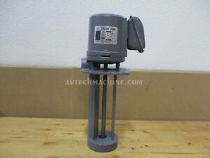 Yeong Chyung Coolant Pump Immersible Type 3 Ph 1 8hp 230 460v Yc 8210 3