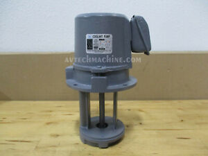 Yeong Chyung Coolant Pump Immersible Type 3 Ph 1 4hp 230 460v Yc 4150 3