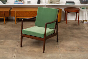 Ole Wanscher Lounge Chair For France S N