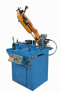 Scotchman Su 280 G Horizontal Band Saw Gravity Feed Miter Up To 30 Degrees