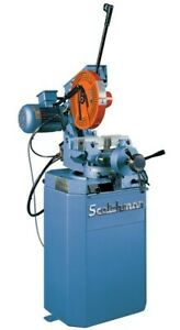 14 Blade Dia 5hp Hp Scotchman Cpo 350 Nfpk Manual made In The Usa Cold Saw N