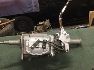 Rebuilt 1964 Falcon T 10 4 Speed Manual Transmission With New Hurst Shifter