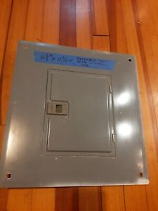 Square D Electrical Circuit Breaker Panel Box Cover