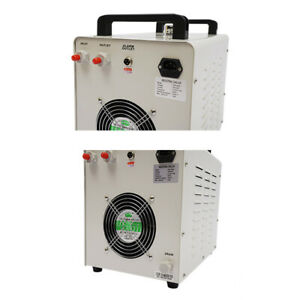 Cw3000 Chiller Industrial Water For Cnc Machine electric Cooling Spindle 10l min