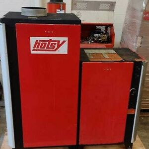 Used Hotsy 943n 1ph natural Gas 4gpm 2000psi Hot Water Pressure Washer