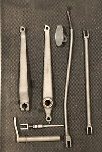 Mg Td Left Hand Drive Pedals Assembly