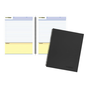Cambridge Limited Business Notebook Quick Notes 8 5 x11 Legal Ruled 80 Sheets