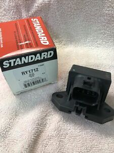 Standard Fuel Pump Module Relay Ry1712 Ford F 150 Used As A Tester Works Great