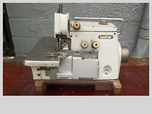 Industrial Sewing Machine Brother 511 serger overlock