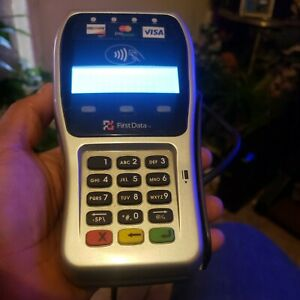 First Data Fd35 Pin Pad Emv For Fdc300 399