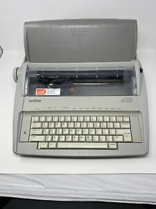 Brother Electronic Gx 6750 Typewriter Tested And Working