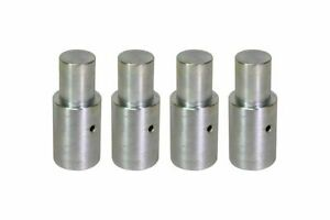 Height Adapter 2 Long 1 3 8 mm Pin Dia For Bendpak 2 post Lifts 4 Pieces