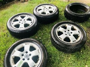 4 New Dunlop Winter Maxx 215 55r16 Tires 2155516 215 55 16 Spare
