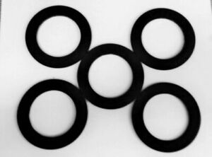 Five Jerry Can Gasket Replacement Gasket For 5 Gallon Metal Gas Can Gaskets New