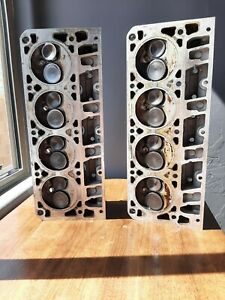 Pair Of 862 Cylinder Heads Gen 3 Ls Build From 5 3l Engine No Core Swap Req