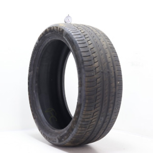 Used 275 40r22 Continental Premiumcontact 6 Ssr 107y 5 32