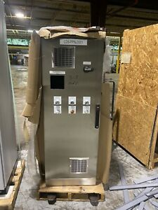 Hoffman Stainless Steel Electrical Enclosure Control Cabinet 66x24x24 12x