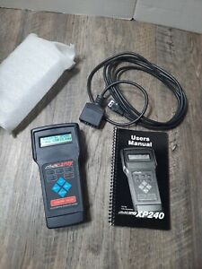Auto Xray Xp240 Obd Scan Tool Code Reader Gm Ford Chrysler Diagnostic W Adapt