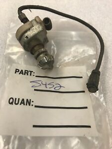 1954 Packard Heater Defroster Switch With Knob 416322