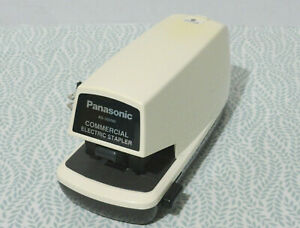 Panasonic As 300nn Commercial Electric Stapler Made In Japan Heavy Duty