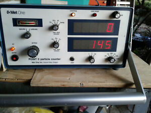 Met One Inc Model Point 3 Particle Counter