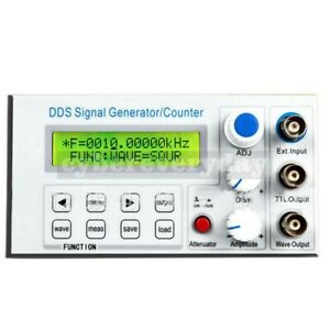 Dds Signal Generator Counter High Precision Arbitrary Waveform Frequency Meter