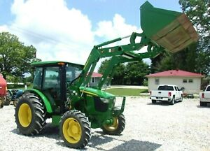 2018 John Deere 5065e Power Reverser 57 Hrs free 1000 Mile Delivery From Ky