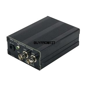 10mhz Ocxo Clock Frequency Standard High Stability Bnc q9 Version Two Channel