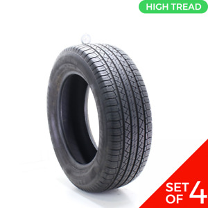 Set Of 4 Used 245 60r18 Michelin Latitude Tour Hp 104h 8 5 9 32
