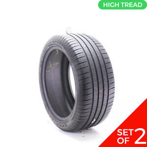 Set Of 2 Used 285 40r20 Goodyear Eagle Sport Moextended Run Flat 108v 8 32