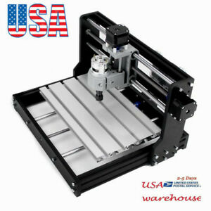 Cnc 3018 Router Machine 3 Axis Milling Cutter Machine Wood Router Engraver Fda