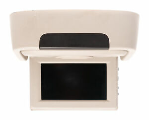 2005 2006 Chrysler Pacifica Rear Roof Mounted Foldable Display Screen 0zw92tl2aa