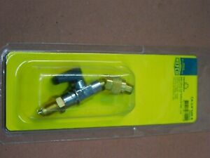 Refco Part 4493533 Ca 1 4 Sae r Charging Line Valve New In Package