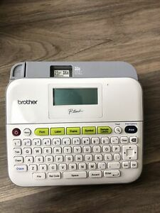 Brother P touch Pt d400 Desktop Label Maker Free Shipping
