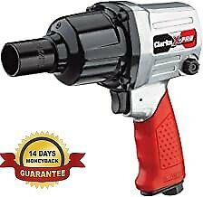 Clarke X Pro Cat131 1 2 Twin Hammer Air Impact Wrench