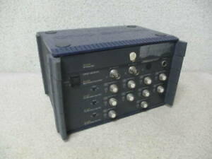 Ono Sokki Ds 2100 Ds 0290 Ds0287 Ds0286 Multi channel Data Station