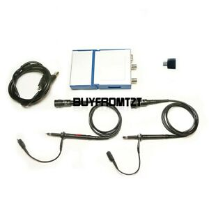 Usb Oscilloscope 2 Channel 50ms s 20m Bandwidth For Android Phone tablet Pc Xr