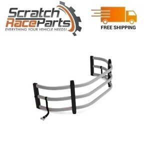 Amp Research 74805 00a Silver Bed Extender Hd Sport For Silverado Sierra