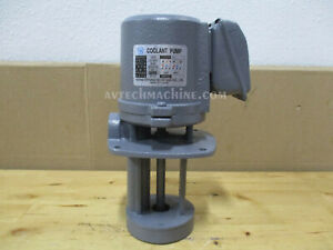 Yeong Chyung Coolant Pump Immersible Type 3ph 1 8hp 230 460v Yc 8110 3