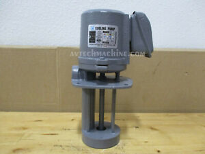 Yeong Chyung Coolant Pump Immersible Type 1 Ph 1 8hp 110 220v Yc 8130 1