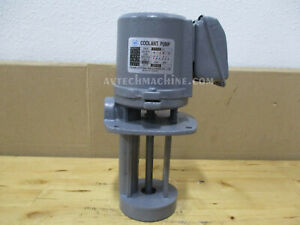 Yeong Chyung Coolant Pump Immersible Type 3 Ph 1 8hp 230 460v Yc 8130 3