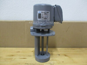Yeong Chyung Coolant Pump Immersible Type 3 Ph 1 8hp 230 460v Yc 8150 3