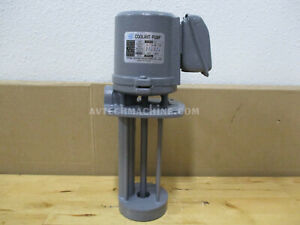 Yeong Chyung Coolant Pump Immersible Type 3 Phase 1 8hp 230 460v Yc 8180 3