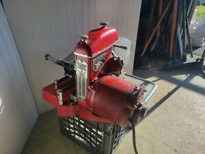 Vintage 1930s American Slicing Machine Meat Slicer Cutter Nyc Philly Delivery