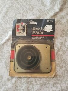 Vintage Hurst Shifters 1147336 Shifter Boot Round Style Nos